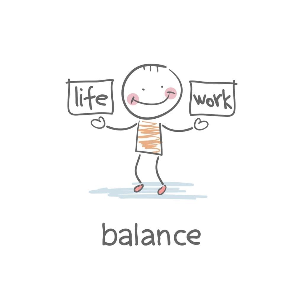 Work and Life in a Balance